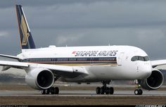 vehicles - Singapore Airlines F-WZFU / Airbus aircraft picture A380 Aircraft, Cargo Aircraft, Airbus A380, 747 Airplane, Perth Airport, Commercial Aircraft, Civil Aviation, Aircraft Pictures, Vintage Advertisements