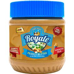 Buy Organic Royale diabetic friendly peanut butter smooth silk - Diabetic friendly smooth silk peanut butter  has a blend of silk and tastes delicious this peanut butter is made for people who are health concious, rich source of protien this peanut butter is made of per cent  peanuts.