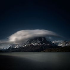 Andy Lee's 'Patagonia Dreaming' photographic series