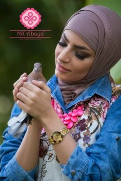 Hijab fashion outfits by Nk designs | Just Trendy Girls