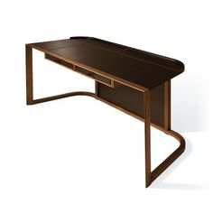 Ion - Tables writing desks and low tables - Giorgetti 4