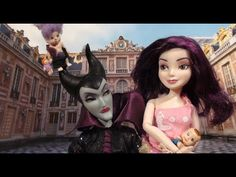 Mal and Ben's Thanks-giving dinner with Maleficent and their children De...