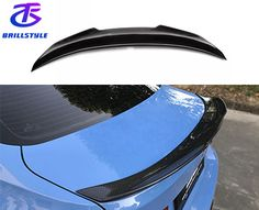 psm type spoiler install the car,many customers like it. Email:info@brillstyle.com Carbon Fiber Spoiler, F80 M3, Type, Carbon Fiber