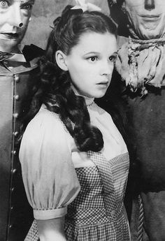 Judy Garland. Wizard of Oz