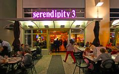 Serendipity 3 -- Transplanted From NYC To Miami Beach