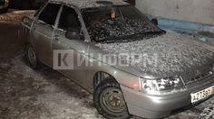 В Сургуте в припаркованной машине обнаружен труп молодого человека