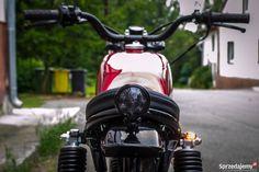 Honda Cg 125 Scrambler Cafe racer Custom pozostałe Głubczyce