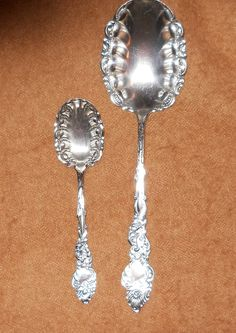 Cake server Silver plated Shabby chic Table decor Pie server Dessert serving Stamping blank Food photo prop Patina Tea party