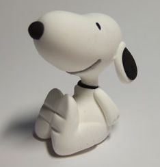 Tutoriel : Comment faire Snoopy en Fimo