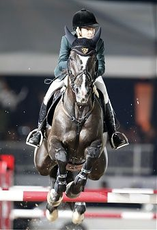 Cannes 2014 Gallery - LONGINES GLOBAL CHAMPIONS TOUR - Edwina Tops Alexander and Ego van Orti