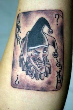 Pics Photos - Evil Joker Tattoo Designs 6 Evil Joker Tattoo Designs