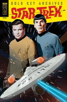 Spock Gold Key Archives Star Trek