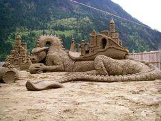 Amazing Sandcastles - Bing Images