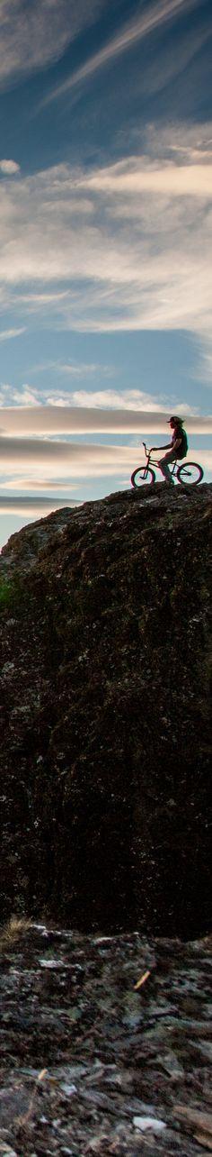 Go big this week. #redbull #bike