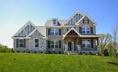 24 best brand new homes rock images jones company tennessee new rh pinterest com