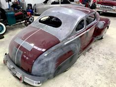 Classy Cars, Old Fords, Lead Sled, Automotive Decor, Pedal Cars, Street Rods, Plymouth, Custom Cars, Cool Cars