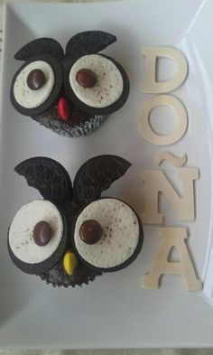 Cupcakes buhos