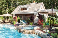 Residential Swimming Pool / Spa | 3rd - M.J. WHELAN CONSTRUCTION