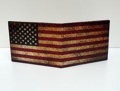 WALLSWALLET AMERICAN FLAG - Wallsprint - Portfele