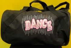 Cute Duffle Bag by Frivolous Apparel