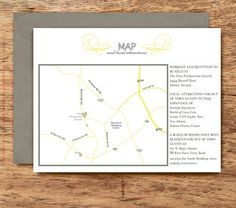 wedding cards, wedding shuttle bus schedule, wedding Wedding Invitation Direction Inserts wedding cards, wedding shuttle bus schedule, wedding accommodations cards, lovebirds themed wedding, directions card, venue photo, yellow and navy wedding invitation direction inserts