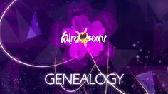 """El video de """"No lo niegues"""" de Genealogía ya está es en la tercera posición de los vídeos más vistos de Eurovisión 2015."""