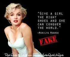 12 Bulls**t Marilyn Monroe Quotes That Suck Compared To What She Actually Said