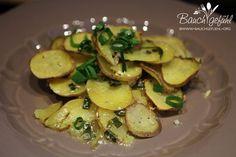 Kartoffel-Rosmarin-Gratin #Rezept Das andere Bild hat doch auch geklappt. Manchmal ist Pinterest doof. :/