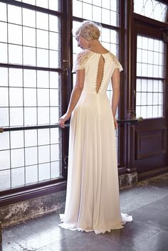 Lucindra dress, Zetterberg couture