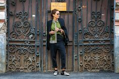 Street Style Photos From Fashion Week Tbilisi's Fall 2017 Collections