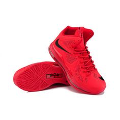 Nike_Lebron_10_2013_All_Red_Running_Shoes_603.jpg (1200×1200)