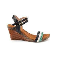 Introducing Stitch Fix Shoes: Stappy Wedges
