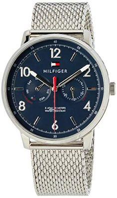 74eb8ec7d37 Tommy Hilfiger Men s  Sophisticated Sport  Quartz Stainless Steel Casual  Watch