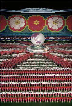 Andreas Gursky. Pyongyang I. 2007