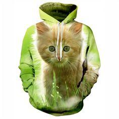 Lime Green Kitty ... http://www.jakkoutthebxx.com/products/jakkoutthebxx-21-styles-new-3d-hoodie-christmas-cat-dog-wolf-galaxy-space-fleece-hood-sweatshirt-unisex-drawstring-pockets-hoody-tops-dropship-kitty?utm_campaign=social_autopilot&utm_source=pin&utm_medium=pin #alloverprint #mall #style #trending #shoppingaddict  #shoppingtime #musthave #onlineshopping #new