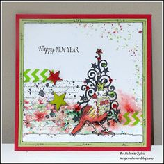 Crafty Individuals Blog: IT'S NEARLY CHRISTMAS......