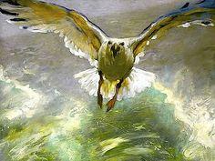 bofransson:    Wake - Jamie Wyeth