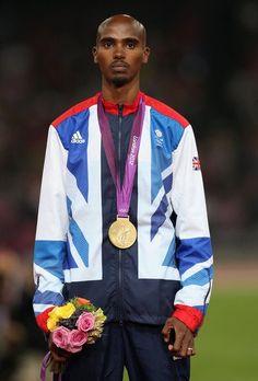 Olympics (@Olympics)   Twitter Olympic Runners, Mo Farah, Olympic Sports, World Of Sports, Olympians, Athletes, Black Men, Rebel, Theatre