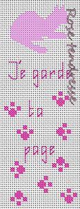 J'e garde ta page (I keep your page)