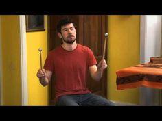 Aerodrums: Luftschlagzeug spielen zum Triggern von Drum Samples - http://www.delamar.de/musik-equipment/aerodrums-24102/?utm_source=Pinterest&utm_medium=post-id%2B24102&utm_campaign=autopost