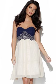 This amazing Little Mistress Prom Dress is an utterly feminine evening choice