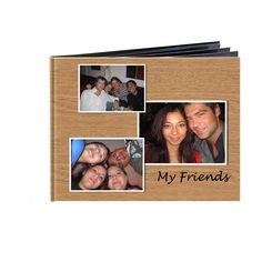 Photobook Horizontal, picmories.com