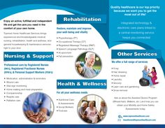 home care brochure template - 1000 images about marcom 1 39 s work on pinterest banner