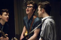 Nowhere Boy - about a young John Lennon (seeing it tonight!)