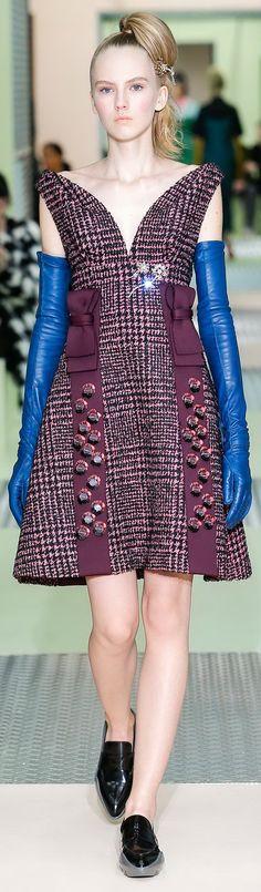 Fall 2015 Ready-to-Wear Prada