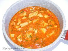 Tocanita de purcel Carne, Ethnic Recipes, Pork