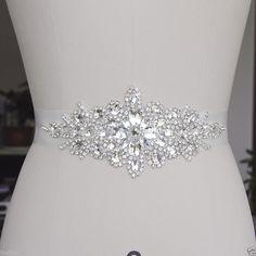 1000 ideas about bridal belts on pinterest for Belts for wedding dresses ebay