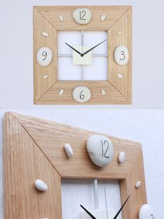 Wooden Clock, Time Travel, Lab, Woodworking, Design, Home Decor, Wood Clocks, Projects, Wood Watch