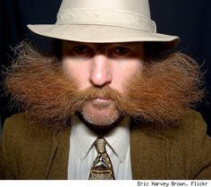 24 Pictures of Crazy and Ridiculous Facial Hair - Urlesque