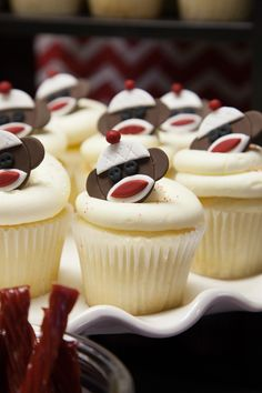 Sock Monkey Themed Birthday Party